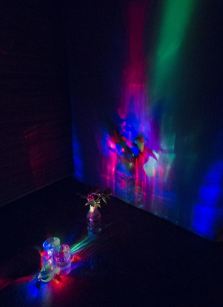 Taller de experiencias luminicas